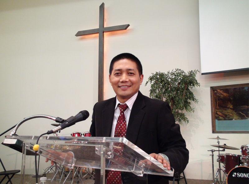 Rev. Ceu Hrin