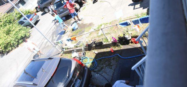VCBC Mino Car Wash tuah lio