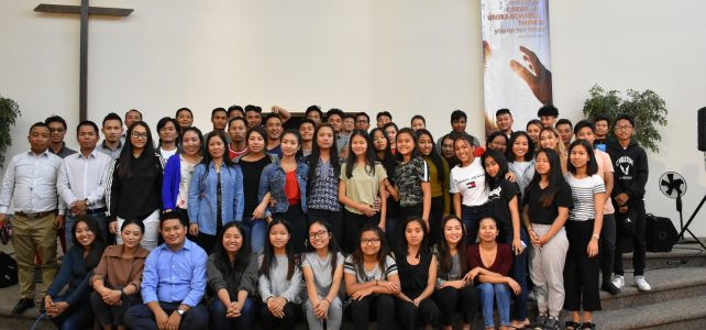VCBC Youth Development Program – Pastor Za Thawng Cin (audio)